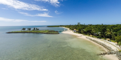 Reports from Fiji - aerial photography